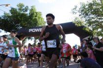 Marcos Caminos ganó la Maratón Solidaria por segundo año consecutivo