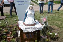 Entronización de la Virgen de los Tres Cerritos