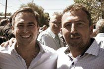 """Lucas Marenchino dijo que """"se anota"""" como candidato a la intendencia de Las Varillas"""