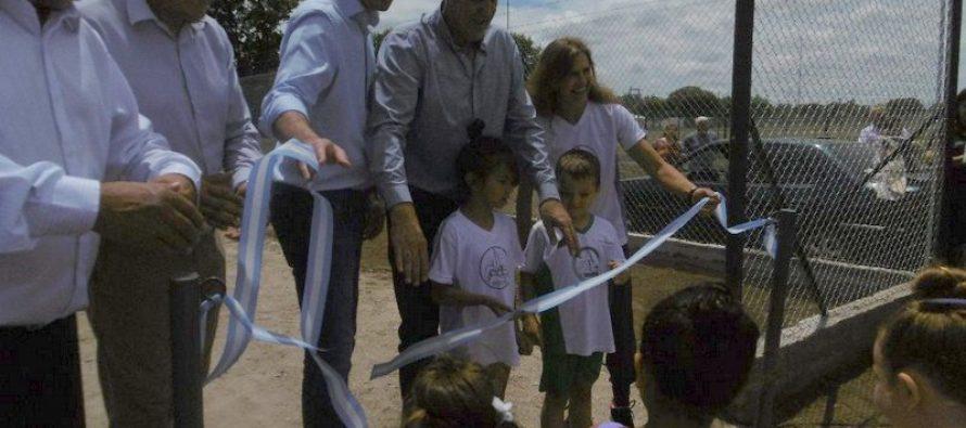Inauguraron la nueva sede de la Escuela Municipal de Gimnasia