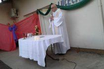 Misa de Cierre de Año en el Comedor Lucecita
