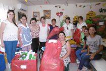 Entregaron en el Comedor Lucecita  juguetes a directoras de escuelas rurales