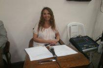 Paola Olivero confirmó la decisión del espacio de Coiset de competir en la elecciones municipales