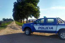 Hubo numerosos operativos de prevención de delitos en zonas urbanas y rurales