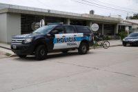 Total hermetismo por procedimientos  realizados  por la Policía Federal en Las Varillas