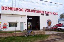 Renuncia masiva de bomberos al cuartel de Villa Santa Rosa