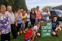 Adelanto: vecinos de Saturnino María Laspiur reclamaron una solución urgente para la Ruta 158
