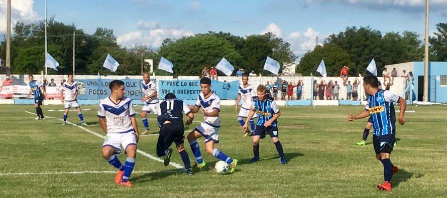 Fútbol Torneo Provincial: Mitre perdió en el debut