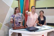 Rubén Villalba y Nedis Bosio, ganadores en el sorteo de Viviendas Cooperativas