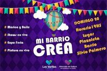 """Mi Barrio Crea"" – Edición Nº 1 este domingo en Barrio Silvio Palmero"