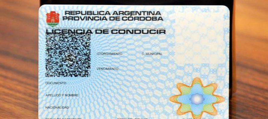 Nuevos valores para  Licencia de Conducir