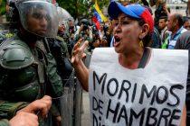 El drama venezolano, en primera persona (con Audio)