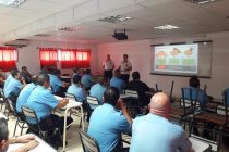 Bomberos dictaron un  curso de capacitación para la Policía