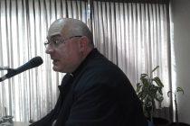 Monseñor  Daniel Cavallo le pidió a los políticos que no hagan campaña con la Ruta 158