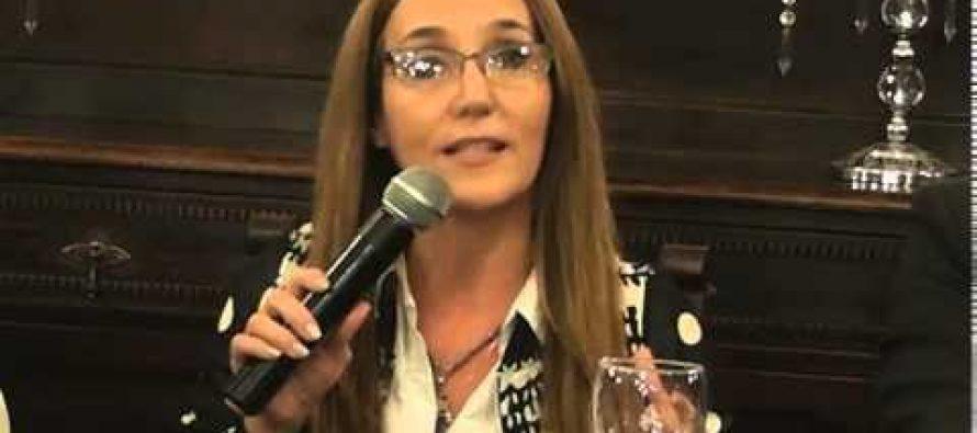 Claudia Tartaglini explicó su incorporación a una lista de Cambiemos en el Departamento San Justo