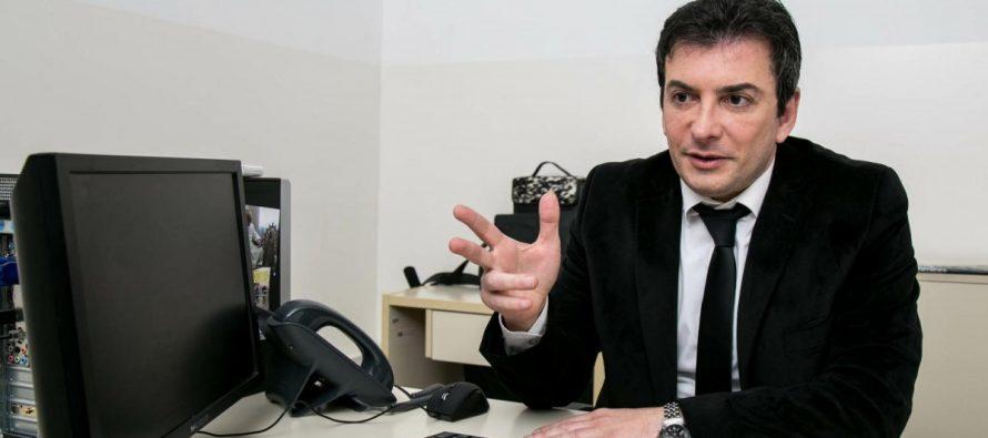 """Gabriel Vicentini opinó que le parece """"obsceno"""" el dinero que se va a gastar en una interna partidaria"""