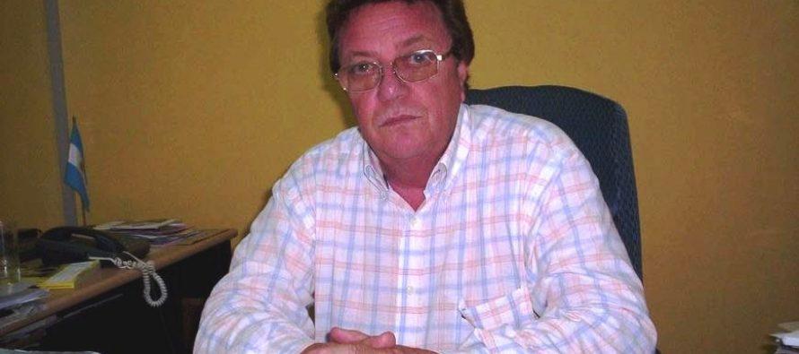 """Rujinsky, preocupado por la situación económica y por la """"inacción"""" de Chiocarello"""