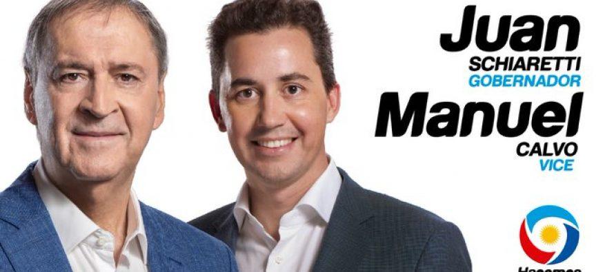 Manuel Calvo vendría este martes a Las Varillas