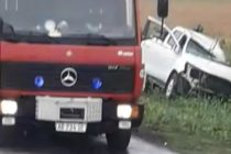 En fatal accidente falleció el abogado de Pozo del Molle Jorge Rodríguez
