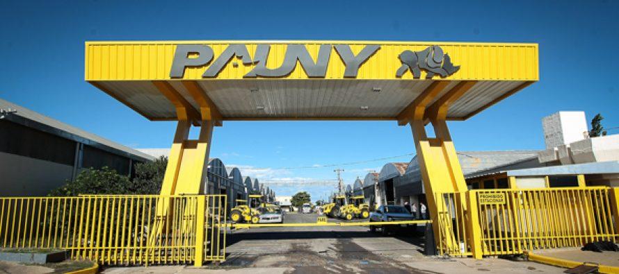 Experiencia positiva para Pauny en Expoagro