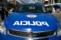 Vuelca un vehículo tras colisión con un camión en Alicia