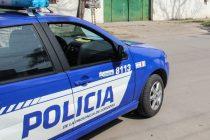 Robos, detenido por amenaza y por estado de ebriedad, en el parte policial del fin de semana