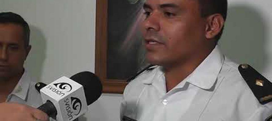 El Subcomisario Luis Tejeda expresó que su prioridad será lo social y la prevención  de delitos contra la propiedad