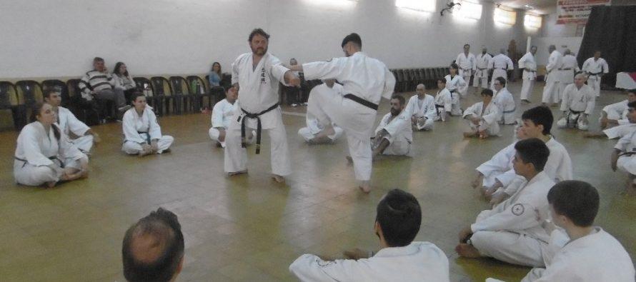 Encuentro Nacional de Karate de la Academia Miyazato Las Varillas