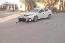 Policial: accidentes y un robo frustrado en Alicia