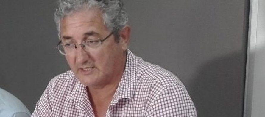 Pío Calvo se manifestó optimista acerca de la concreción del Parque Industrial