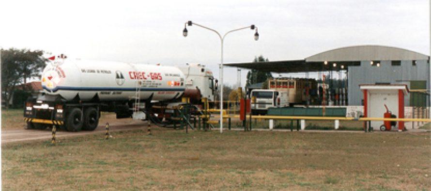 Tercer robo en la planta de gas de la Cooperativa en menos de un año
