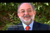 Aurelio García Elorrio dijo que aspira a salir tercero en las elecciones de mayo