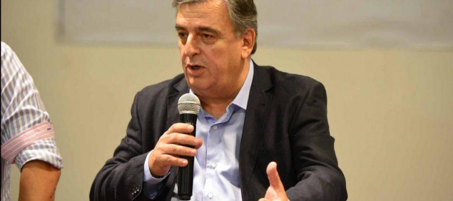 Mario Negri: «lo que gasta el gobierno provincial  en propaganda es obsceno»
