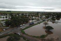 Poblaciones inundadas: informe de la situación