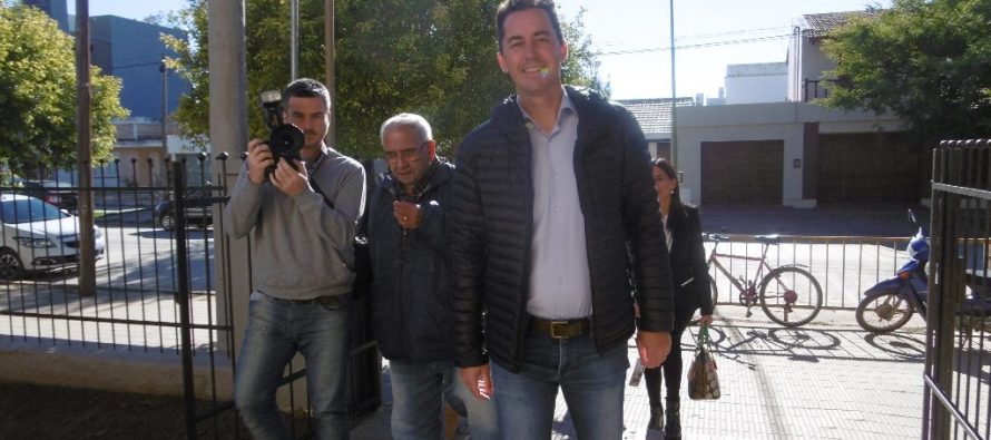 Voto en Las Varillas: total normalidad