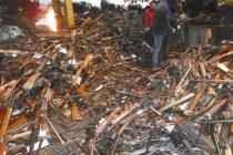 Incineraron 8 mil armas de fuego en la Fundición de Pauny