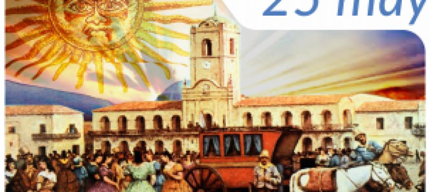 La conmemoración de la Revolución de Mayo comenzará a las 10, 30