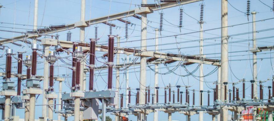 Está pronta a  funcionar de la Estación Transformadora de EPEC en Las Varillas