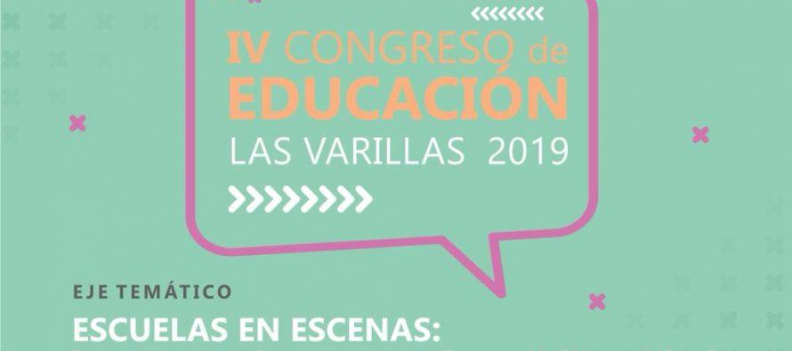 IV  Congreso  de Educación Las Varillas- Inscripciones