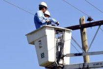 Corte de Energía de 3 horas  y media  este sábado en la Zona No Industrial