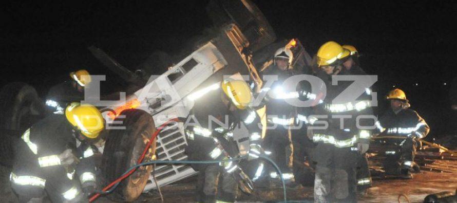 Fatal: la Ruta 158 se cobró otra vida