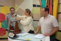 Federico Portigliatti ganó la vivienda del Plan Vicoop sorteada este jueves