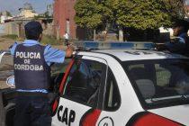 Dos jóvenes fracturados en un  choque. Una detenida por agresión en Las Varillas