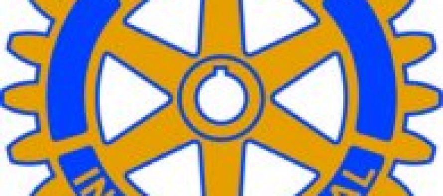 Juan Pablo Lucero será el nuevo presidente del Rotary Club  Las Varillas