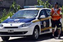Un accidente en Las Varillas y secuestro de cocaína en Laspiur