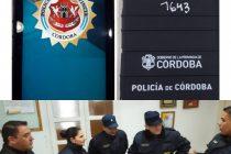 La Comisaría local recibió moderna aparatología para prevención  de delitos