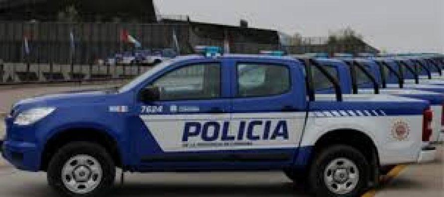 Un accidente de tránsito en Sacanta y un arrebato en Las Varillas, este lunes