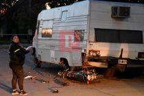 Joven varillense falleció en un accidente vial en Villa María