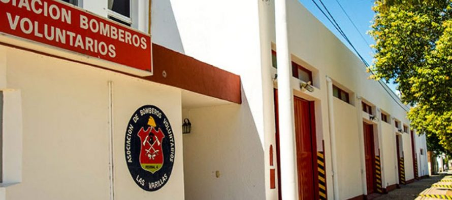 Bomberos en Alerta Amarilla por incendios forestales