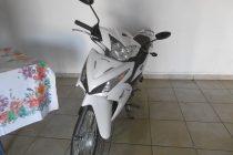 Nano Dutto ganó la moto que sorteó el Club Bartolomé Mitre
